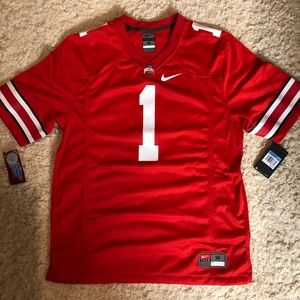 Nike Ohio State University Buckeye Football Jersey